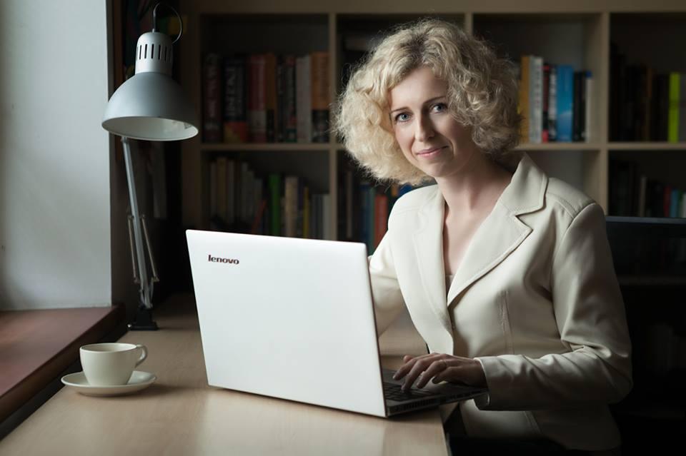 Katarzyna Biernacka , właścicielka iMedia Solutions